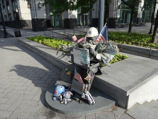 Mémorial du 11-Septembre : 9.11