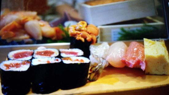 Daiwa Sushi: Delicious sushi