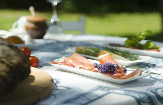 Casale a Poggiano : Breakfast