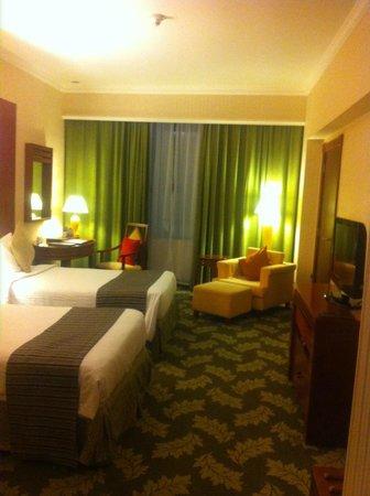 Retaj Al Rayyan Hotel: View of the room