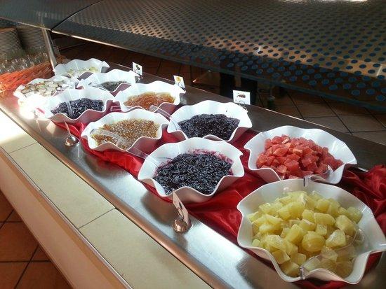 Atlantica Porto Bello Beach : Breakfast buffet 2