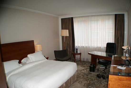 Lyon Marriott Hotel Cité Internationale : room