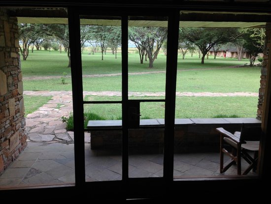 Keekorok Lodge-Sun Africa Hotels: View from our room.. very serene