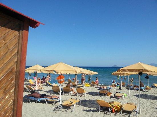 Atlantica Porto Bello Beach: Beach area