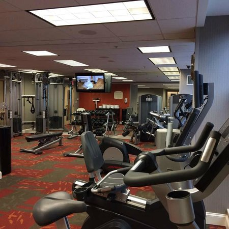 Residence Inn Washington, DC/Capitol: Fitness Room
