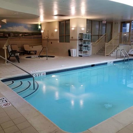 Residence Inn Washington, DC/Capitol: Swimming Pool