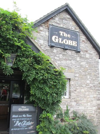 The Globe Inn: Very nice English Inn