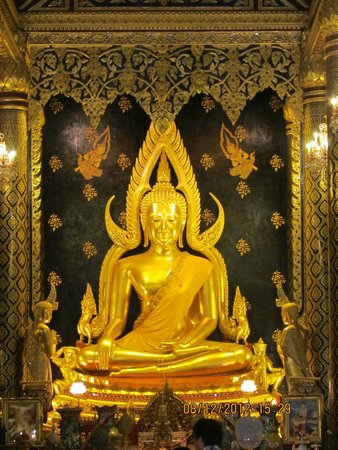 Phitsanulok, Thailand: The Most Beautiful Phra Buddha