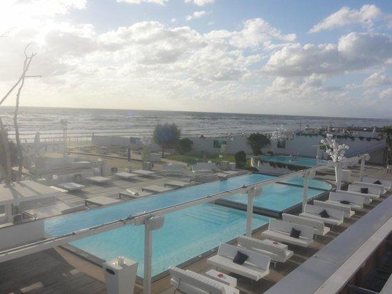 Hotel BellaVista : Очень красивый песочный пляж