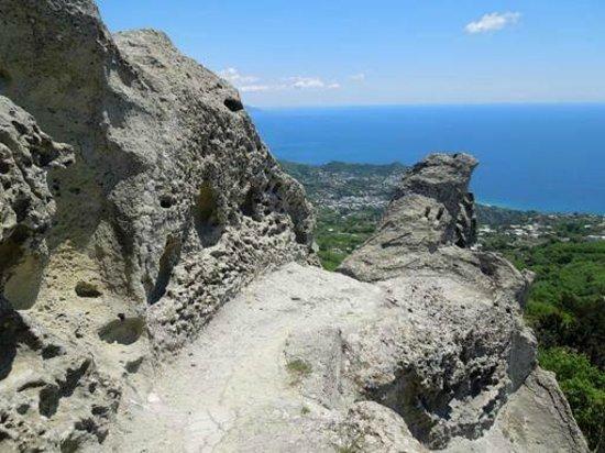 Monte Epomeo : На вершине