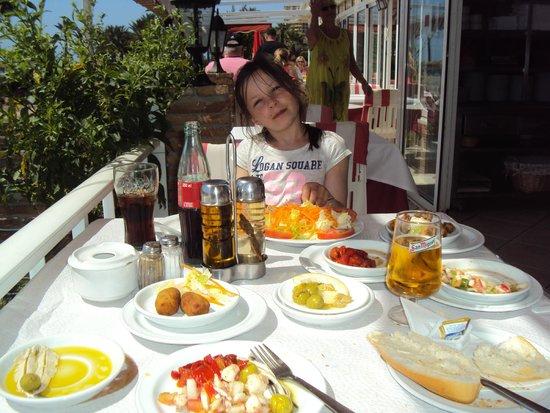 La Paella: Disfrute de unos pocos