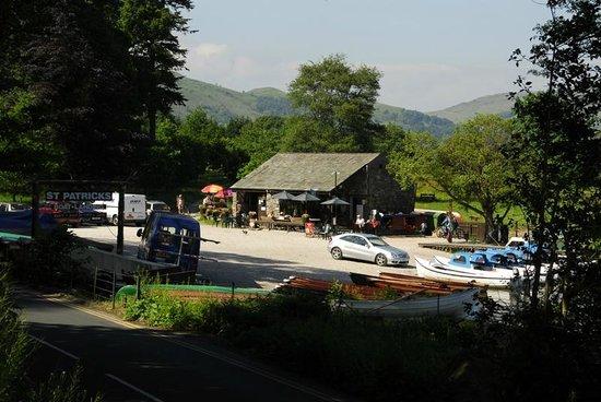 Ullswater Lake: View from roadside
