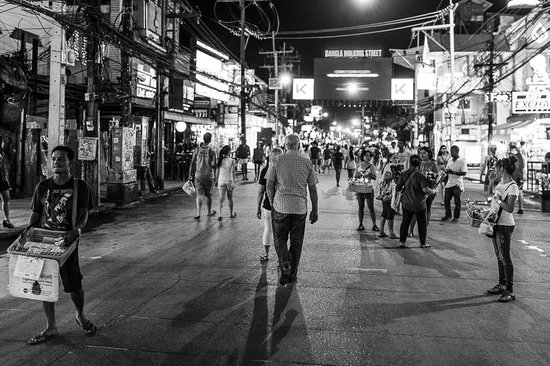 Bangla Road : Bangla by night