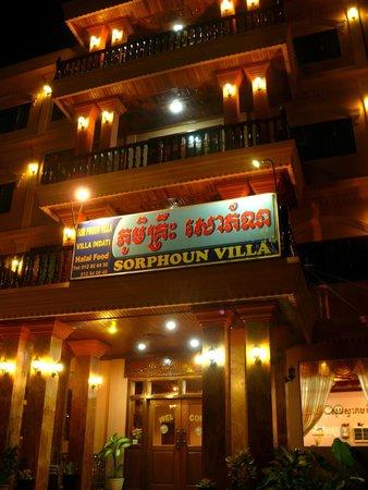 Sor Phoun Villa