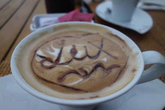 LUX* South Ari Atoll: coffee