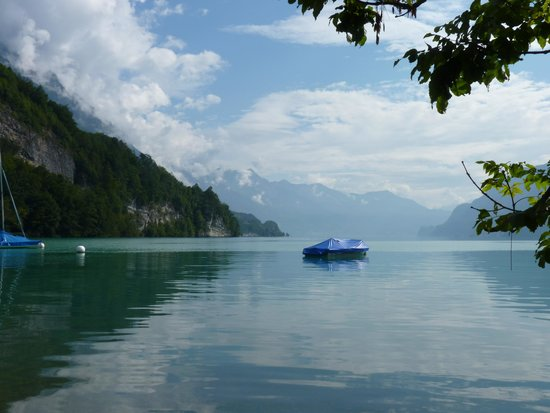 Hotel Interlaken: Get away from the crowds