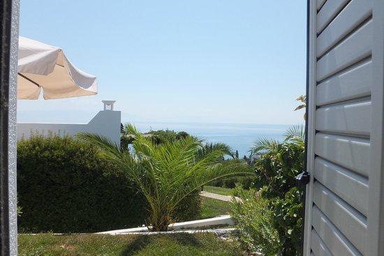 BanSala: View from bedroom window
