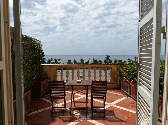 Hotel San Giorgio: Room 101 Balcony