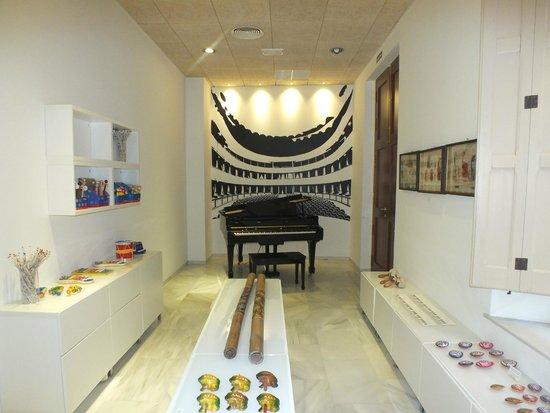 Museo Interactivo de la Musica