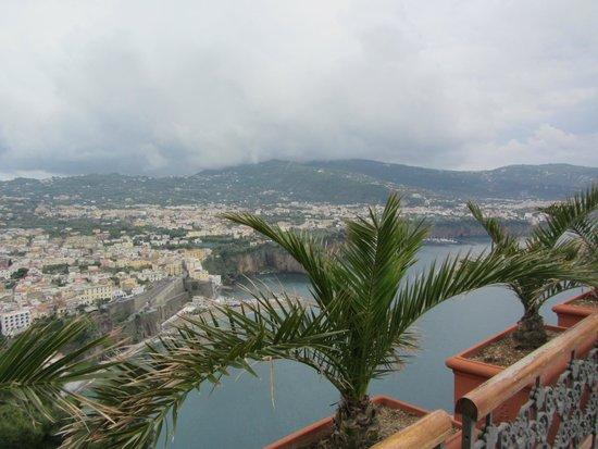 Hotel Mega Mare: vista
