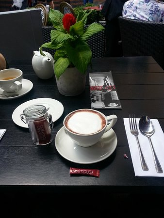 Cafe Rouge - Brindley Place: Perfect