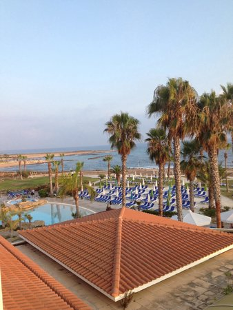 SENTIDO Cypria Bay: Stunning sea view