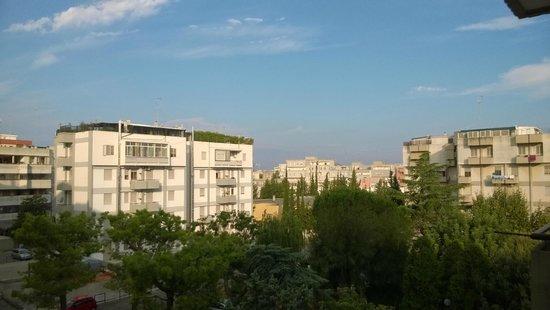 B&B Via Cosimo De Giorgi : La vista del quartiere
