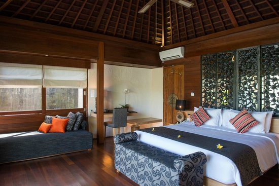 Black Penny Villas Ubud: Bedroom