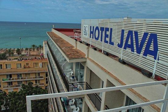Java Hotel: Vu depuis le toit