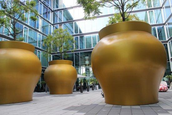 Kameha Grand: Atrium