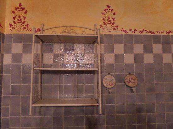 HOTEL DU PARC : Particolare del bagno