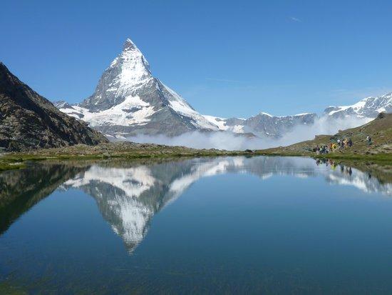 BEST WESTERN PLUS Alpen Resort Hotel : What a View!