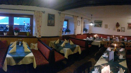 Berggasthaus Hennleiten: unsere Gaststube