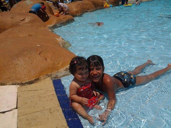 SENTIDO Mamlouk Palace Resort : Kids Pool