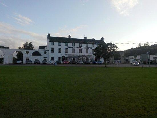 The Inveraray Inn: Hotel