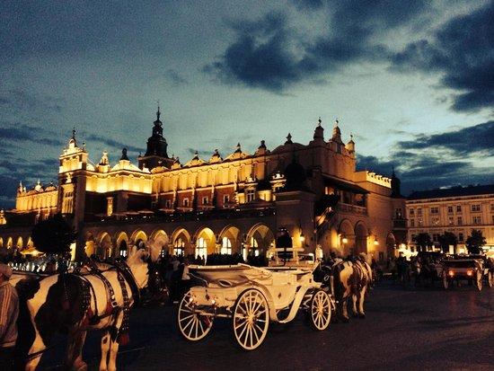 Historic Old Town : Kraków - Starówka