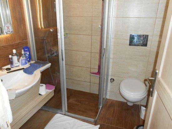 Ephesia Holiday Beach Club : salle de bains
