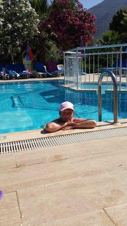 Gorkem Hotel : cooling off