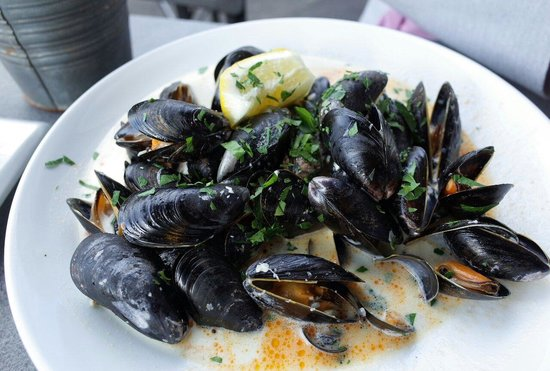 Fiskeriet Youngstorget: Great mussels!