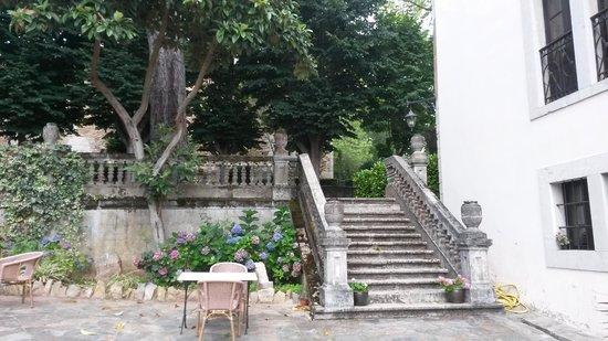 Palacio Conde de Toreno: Entrance