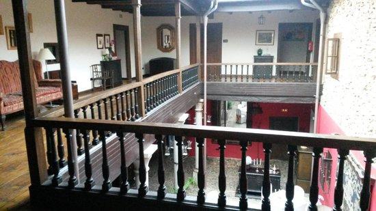 Palacio Conde de Toreno: Interior