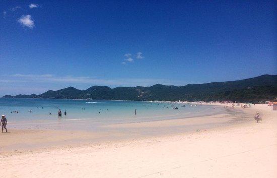 Baan Chaweng Beach Resort & Spa: Chaweng beach from Baan Chaweng hotel