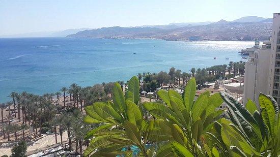 Herods Palace Hotel Eilat: נוף