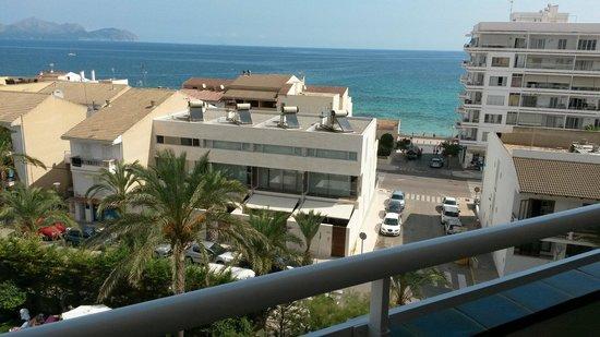 Hotel & Spa Ferrer Janeiro: Blick zum Strt