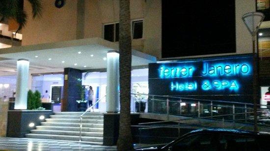 Hotel & Spa Ferrer Janeiro: Außenansicht