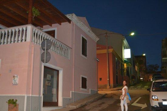 Geranio Rosso Hotel & Restaurant : Hotel