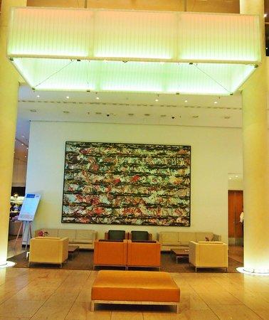 Pullman Berlin Schweizerhof: gemütliche Sitzecke
