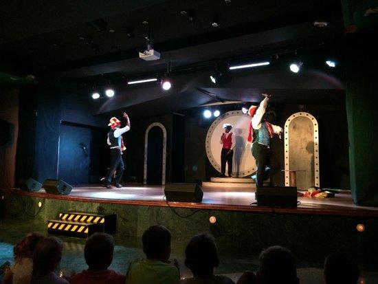 ClubHotel Riu Buena Vista: Show
