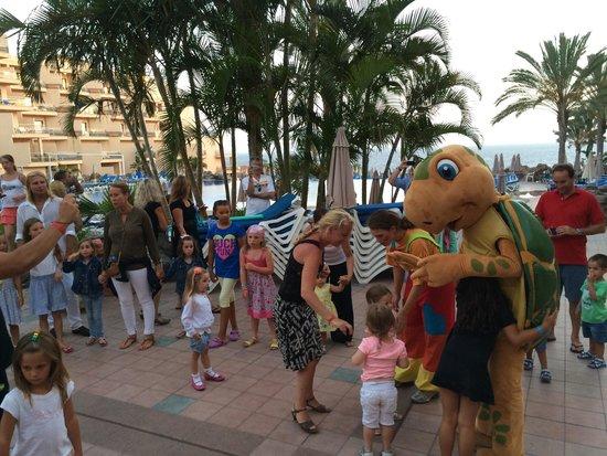 ClubHotel Riu Buena Vista: La mascota de RiuLand
