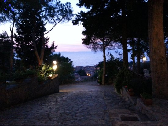Hotel Garden Riviera: Vista panoramica